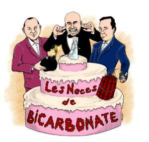 Les noces de bicarbonate.