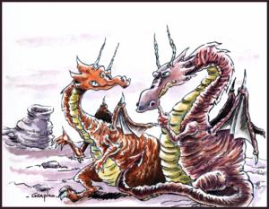 Des dragons encore !