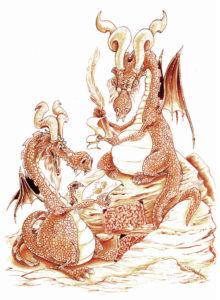 Entretien avec un vieux dragons.